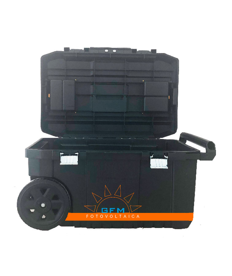maleta fotovoltaica
