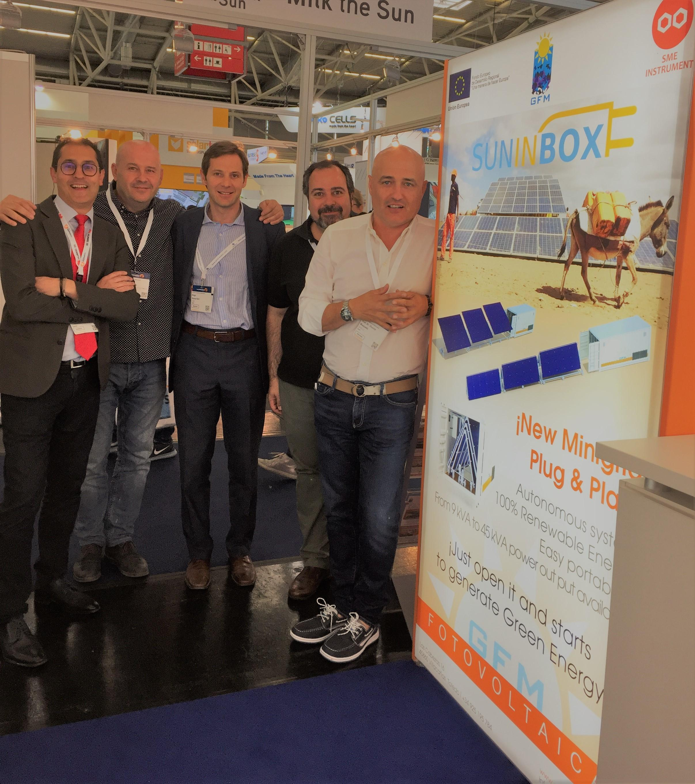 gfm intersolar
