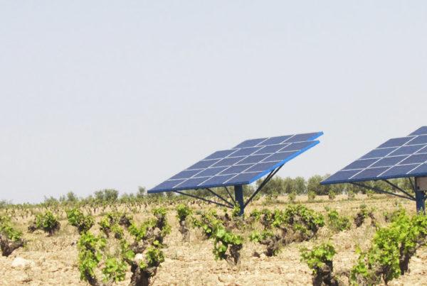placas fotovoltaicas riego