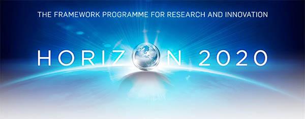 GFM, logo horizon 2020. Proyecto Innovación