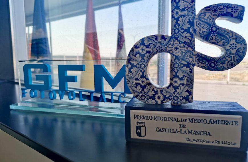 GFM recibe el Premio Regional de Medio Ambiente