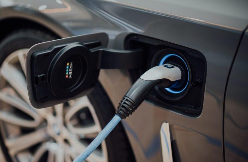 Nuevo punto de recarga para vehículos eléctricos, en GFM
