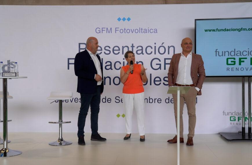 PRESENTACIÓN FUNDACIÓN GFM RENOVABLES